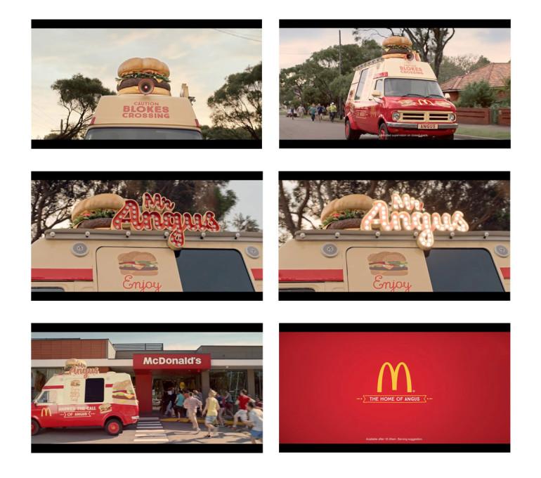Domenic Bartolo » McDonalds Angus: Answer The Call